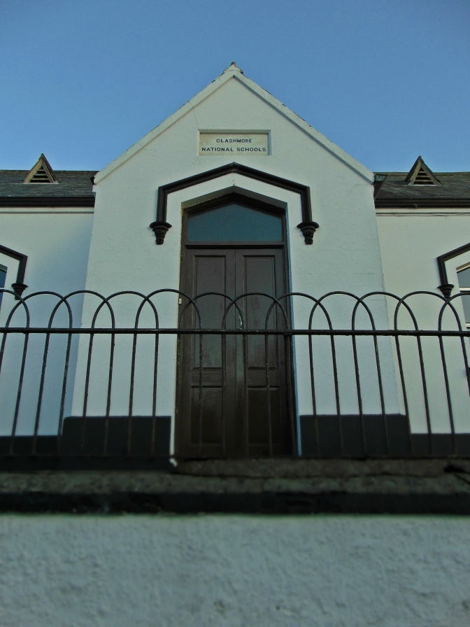 Clashmore-Coolbooa National School, Coolbooa townland, Co. Waterford