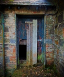 Ballynacourtney NS Co. Waterford 1885 Doorway External