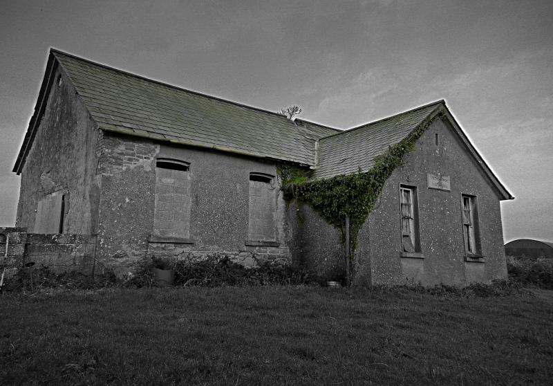 Gortavalla National School, Gortavalla townland, Co. Limerick