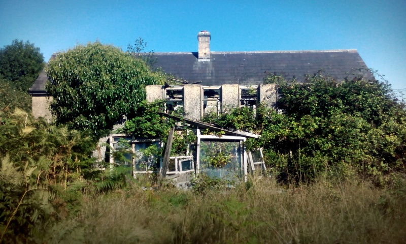 Kilcoona National School, Kilcoona townland, Co. Galway