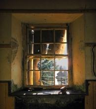 Reyrawer NS. Co. Galway 1883 Window