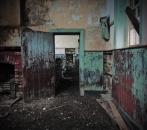 Ballycastle NS Co. Mayo Classroom Doorway