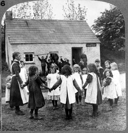 The School House in Ireland at the turn of the 20th Century (Heritage Week 2016 Series)