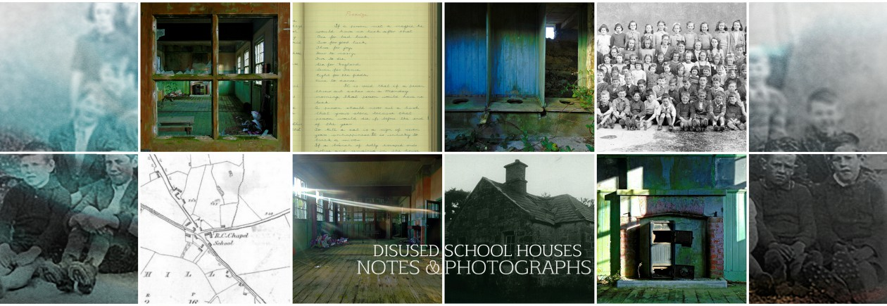 Disused School Houses – Home Page