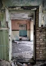 Drumlish Co. Longford c.1930 Doorway II