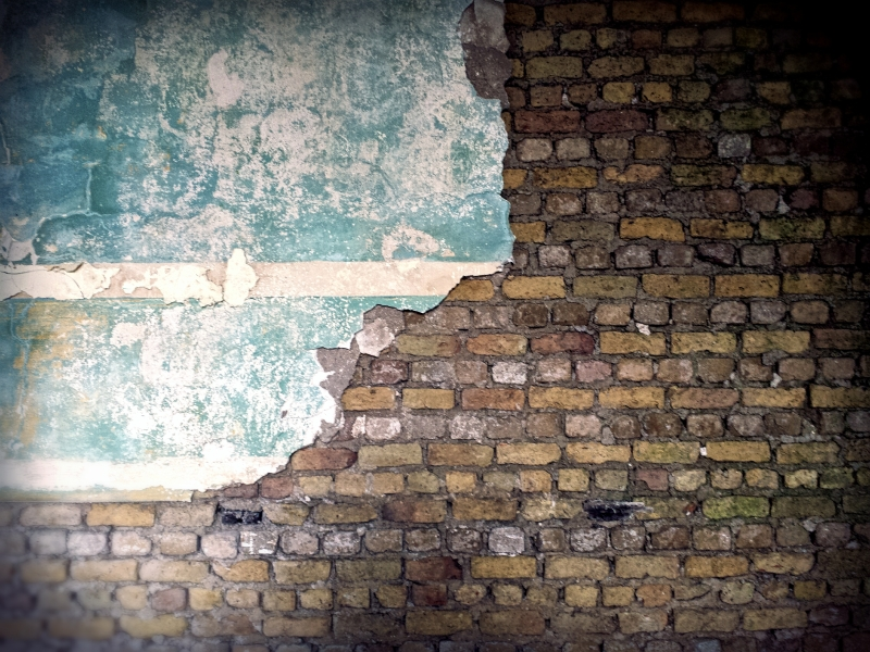 Drumlish Co. Longford c.1930 Wall Detail