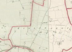 Killymarly, Co. Monaghan - First Edition Ordnance Survey Sheet