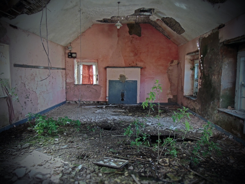 Killymarly NS, Co. Monaghan c1850 First Floor