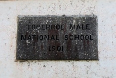 Tobberoe National School Co. Galway - Male Entrance