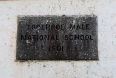 Tobberoe National School Co. Galway - Male Entrance