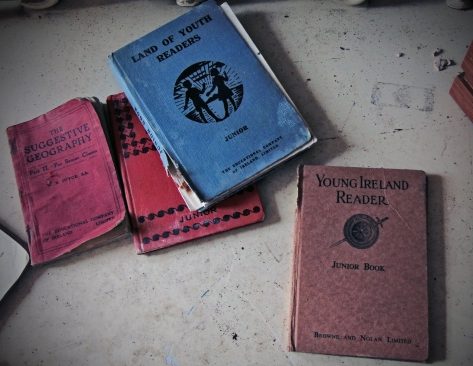 Clooncurra NS Co. Kerry 1920s Books