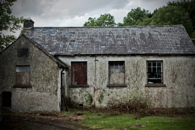 Kilnaboy National School, Kilnaboy townland, Co. Clare