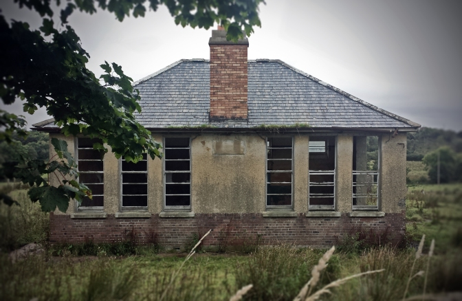 Munterneese National School, Munterneese townland, Co. Donegal (Dated 1938)