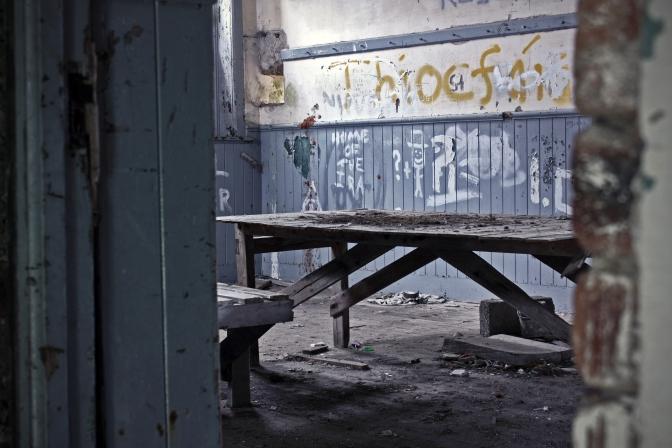 Knockastolar National School, Knockastolar townland, Co. Donegal