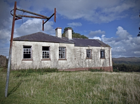 Bunglash National School, Co. Kerry - 1873