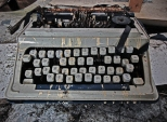 Bunglash National School, Co. Kerry, Typewriter