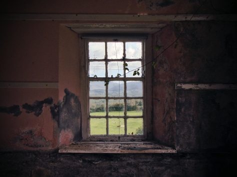 Bunglash National School, Co. Kerry, Window