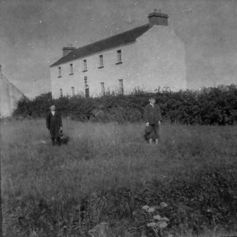Tryhill/Islandcase National School 1908 - Laurence J Logan