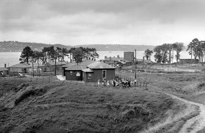 Spike Island National School, c.1958